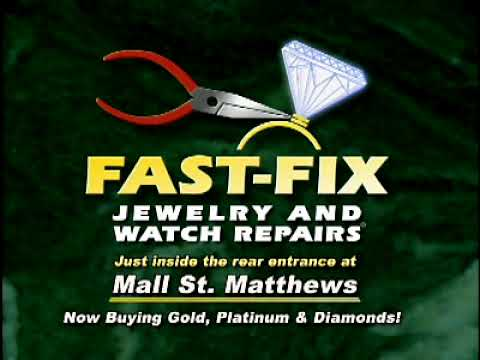 Louisville Jewelry Repair -Fast Fix Jewelry and Watch Repair