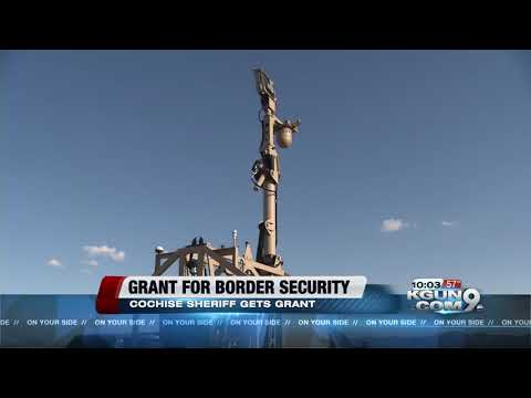 Funding approved to help CCSO border security efforts