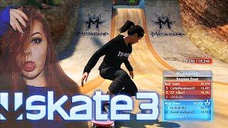 playing skate 3 import skater episode 17