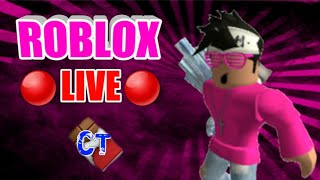 🔴Roblox Live #81🔴ROAD TO 1K