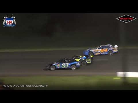 I-90 Speedway Highlights - 7/6/19