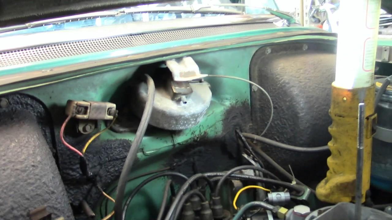 1955 buick century vacuum wiper motor  [ 1280 x 720 Pixel ]