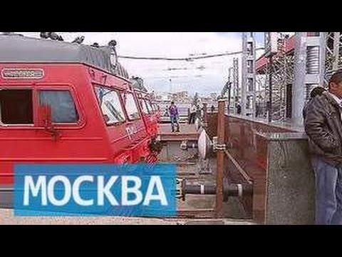 Похитители кабеля нарушили расписание поездов Ленинградского направления