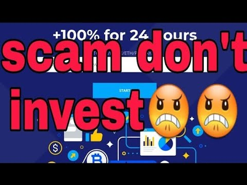 Don t invest in crypto