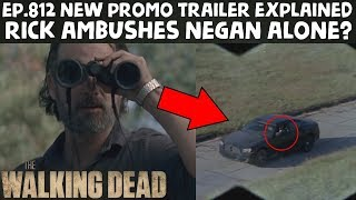 TWD Season 8 Episode 12 NEW Promo Trailer Breakdown & Predictions