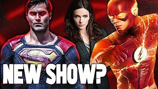 Is Superman getting an Arrowverse TV Show on the CW? - The Flash Season 5 Supergirl Arrowverse