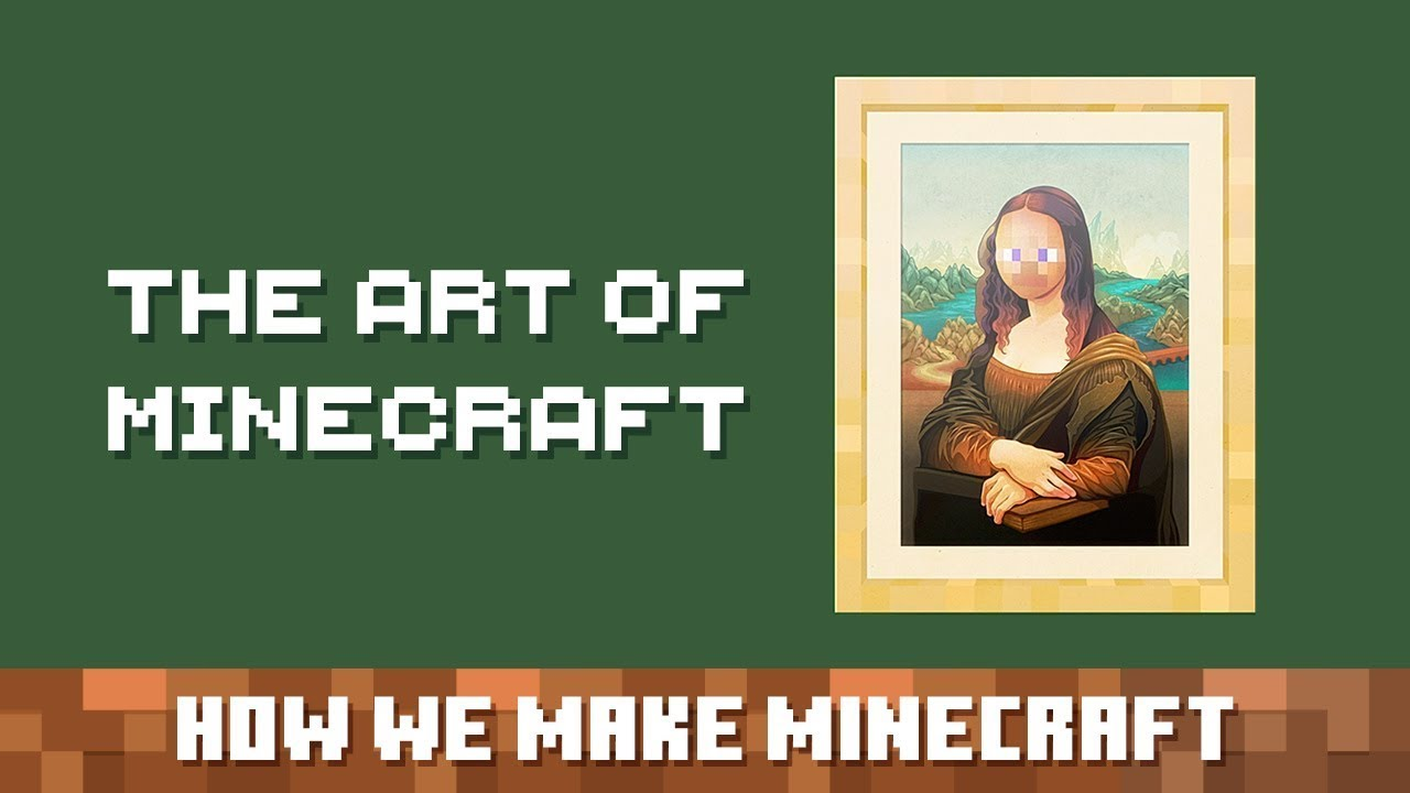 【Minecraftの作り方】見た目は大事!