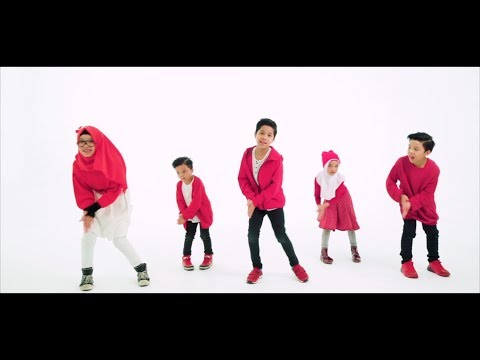 Gen Halilintar Kids - Cuci Tangan Music Video