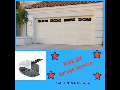 Elegant Garage Door Repair El Paso Tx