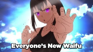 This Anime Has Everyone's New Favourite WAIFU - Fire Force Episode 2 Review