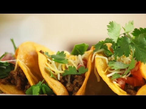 How to make corn tortilla taco shells