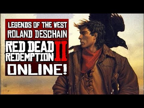 How To Make Roland Deschain's Outfit In Red Dead Redemption 2 Online!