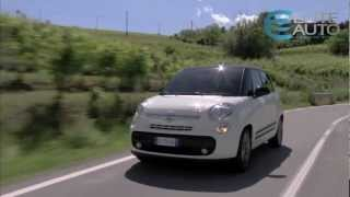 Essai Fiat 500L (Large) 0,9L Turbo Twinair 105ch