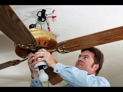 How To Get Your Dick Caught in a Ceiling Fan