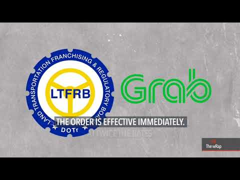 LTFRB lowers Grab surge pricing cap amid illegal fare allegation