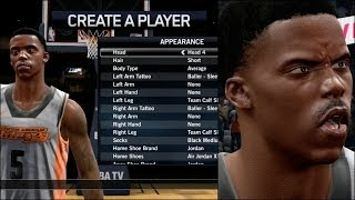 NBA Live 14 PS4 Gameplay - Rising Star Player Creation & Showcase - If You Have to Choose 1 NBA Game