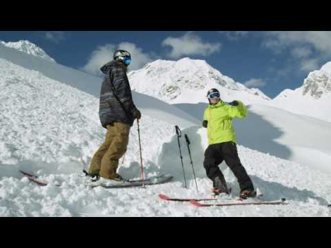 TGR Shred Posse Sessions Island Lake Lodge