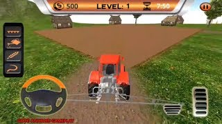 Forage Plow Farming USA Tractor Simulator | by Ecstasy Games | Android Gameplay FHD