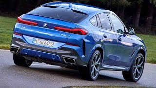 2020 BMW X6 - interior Exterior and Drive (Fantastic Coupe)