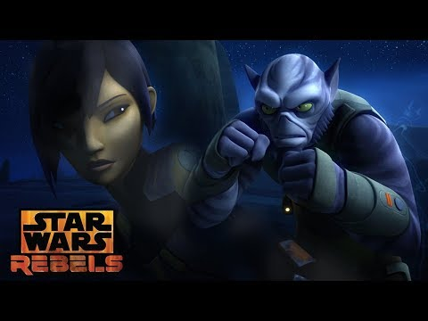DUME: Removing the Guard   Star Wars Rebels   Disney XD