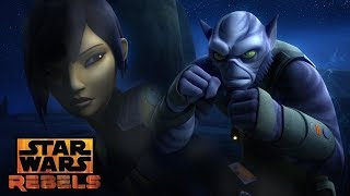 DUME: Removing the Guard | Star Wars Rebels | Disney XD