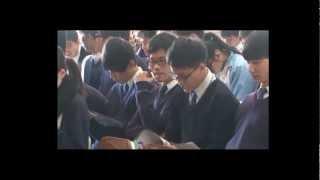 School Tour - 寧波第二中學 (2013/3/5