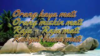 Video Orang Miskin MAti, Orang Kaya Mati download MP3, 3GP, MP4, WEBM, AVI, FLV Desember 2017