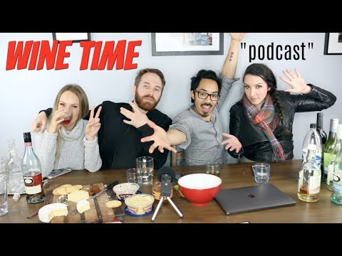 """WINE TIME """"podcast"""" #2 - Most useless Japan travel podcast (sorry, we tried)"""