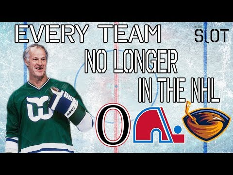 Every Team No Longer In The NHL | In The Slot