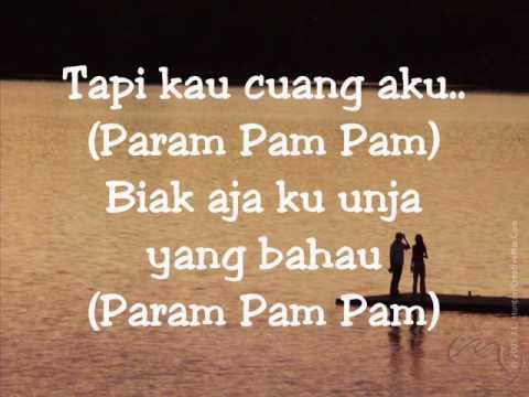 Param Pam Pam By Achai (Kedayan Bonai )