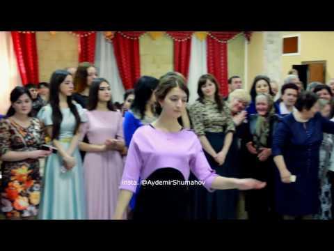 Все крутые Адыгские танцоры на одной свадьбе