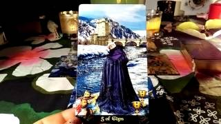 virgo may 2017 tarot reading your feelings flowing safely