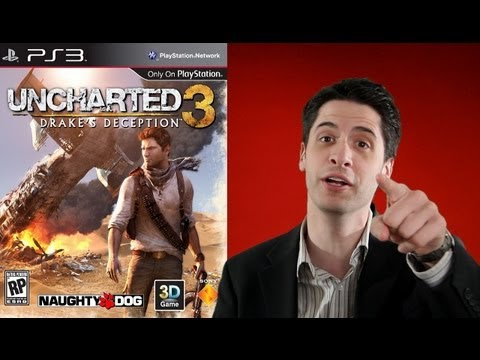 Uncharted 3: Drake's Deception game review