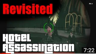 GTA 5 - Hotel Assassination And Stock Market Guide - Revisited