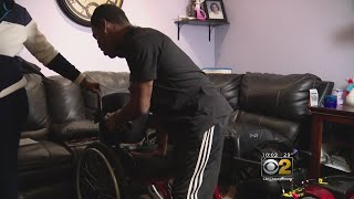 Health Insurance Company Refuses To Pay For Teen's Wheelchair