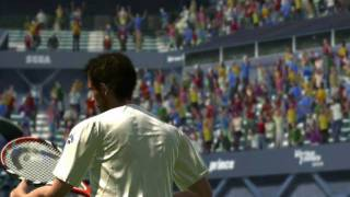 Virtua Tennis 2009 - Making of Episode 1 FINAL