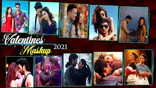 Valentine Mashup 2021   Best Romantic Mashup 2021  DJ RHN ROHAN   Sajjad Khan Visuals