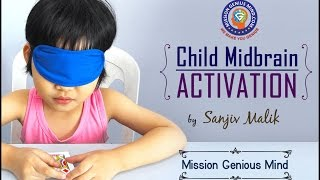 Child Midbrain Activation - Media Coverage By TV - Mission Genius Mind , Dr Sunil Verma