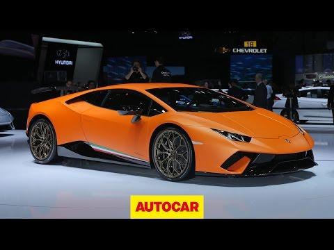 Lamborghini Huracan Performante revealed | 2017 Geneva Motor Show | Autocar