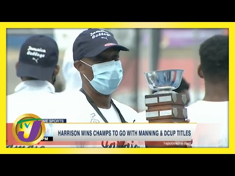 JC Coach Harrison on Winning Champs 2021 Title to go with other ISSA Titles | TVJ Sports