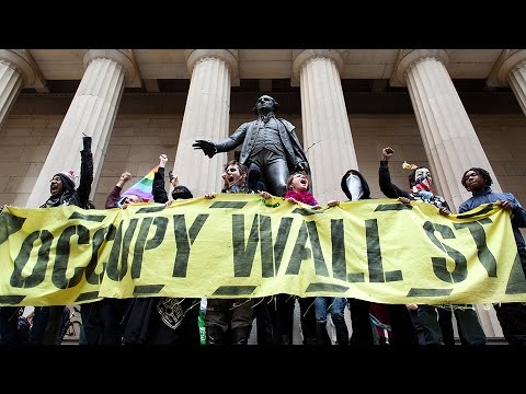 5 Years Since Occupy Wall Street Began a  Resistance