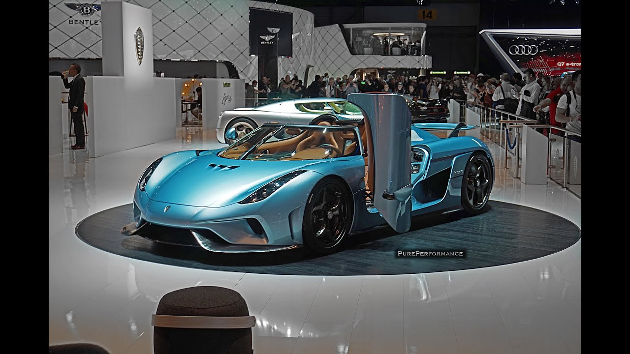 koenigsegg regera walkaround tour in detail exterior interior at geneva motor show 2015. Black Bedroom Furniture Sets. Home Design Ideas