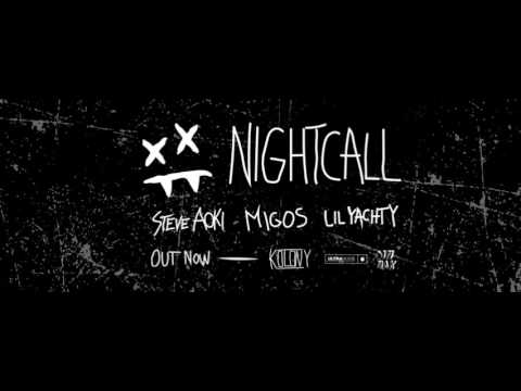 Steve Aoki feat. Migos - Night Call (INSTRUMENTAL) [Reprod. 808 Ander]