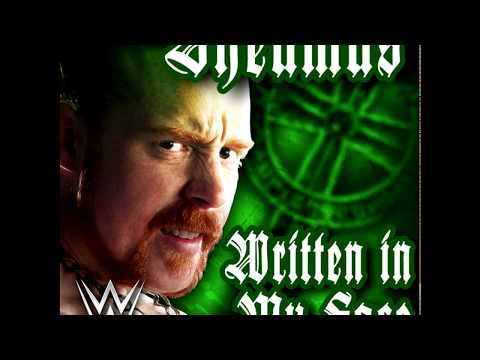 WWE: Written In My Face (Sheamus) + AE (Arena Effect)