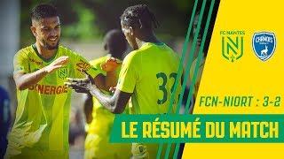FC Nantes - Chamois Niortais : le résumé du match