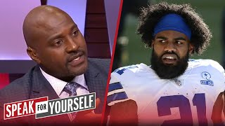 Ezekiel Elliott is to blame for Cowboys slow start this season - Wiley | NFL | SPEAK FOR YOURSELF