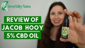 4 Strange Things Found in Jacob Hooy CBD Oil 😨