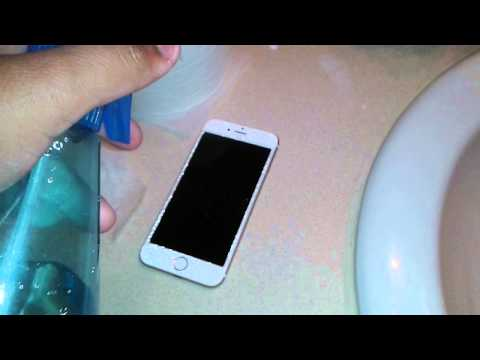 How to clean your iPhone 6 screen