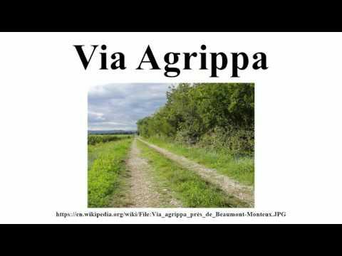 Via Agrippa