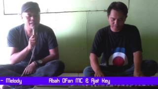 Sampling Keyboard Yamaha PSR-S950 | Ajat Key Feat Abah Ofan | Musik Sampling KELIRU